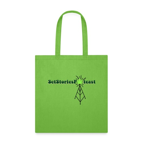 Potcast T Shirt Season 3 White - Tote Bag