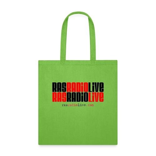 rasradiolive png - Tote Bag
