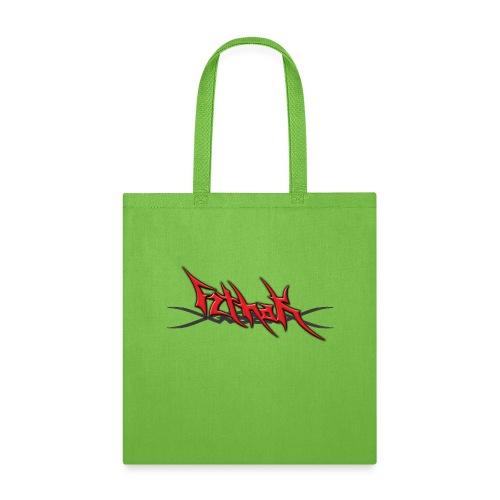 Blayde Logo (Red) - Tote Bag