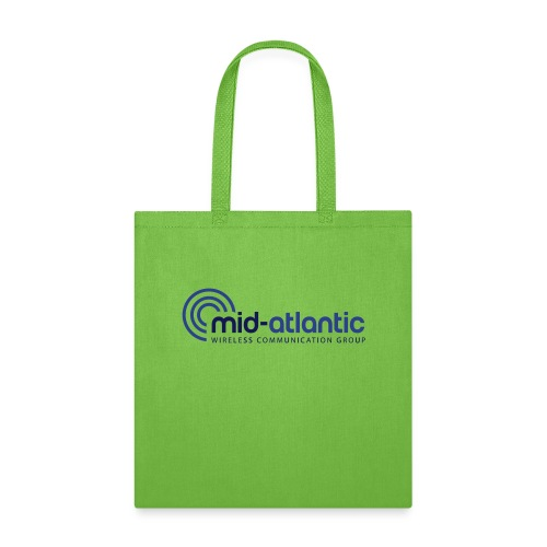 Mid Atlantic Wireless logo - Tote Bag