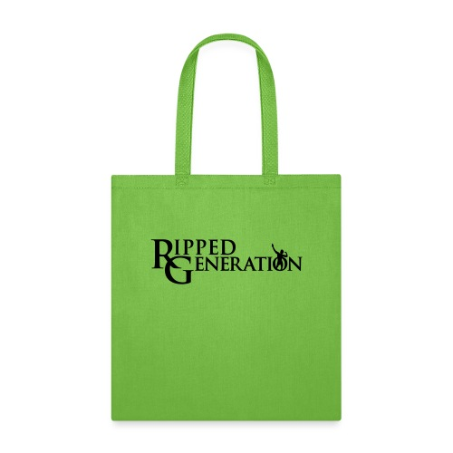 Ripped Generation Simple Logo - Tote Bag