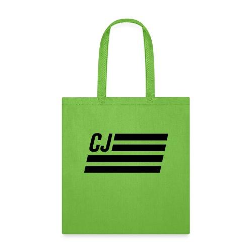 CJ flag - Autonaut.com - Tote Bag