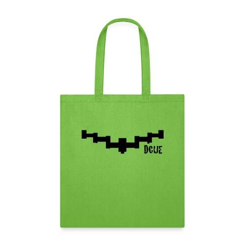 DCUE Kirk Logo Fill - Tote Bag