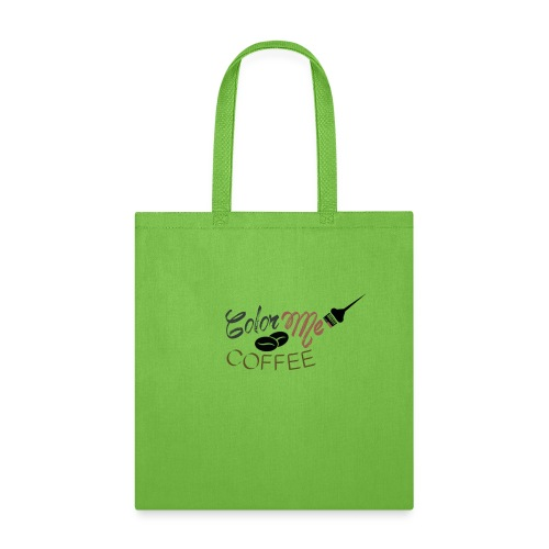 Color Me Coffee - Tote Bag