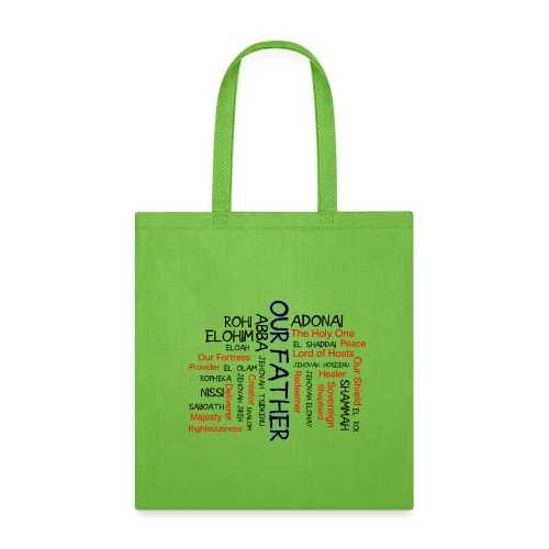 Names of God - Tote Bag