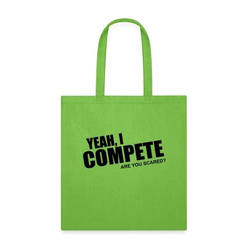 compete - Tote Bag