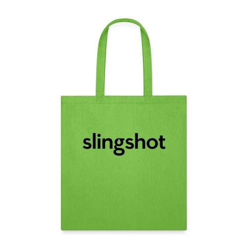 SlingShot Logo - Tote Bag