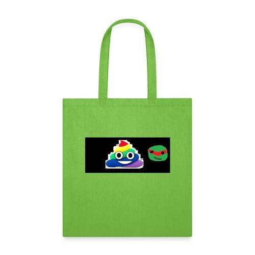 ninja poop - Tote Bag