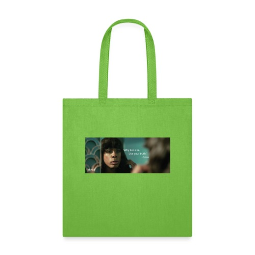 Coco Why Live a Lie - Tote Bag