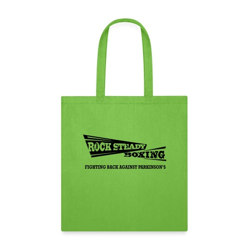 I Am Rock Steady T shirt - Tote Bag
