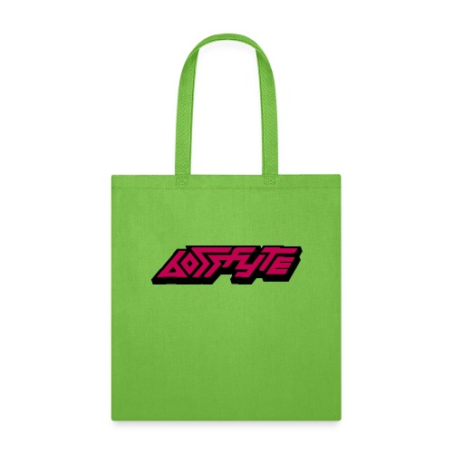 Text Logo - Tote Bag