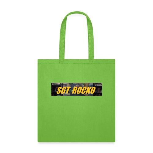 RockoWear Banner - Tote Bag