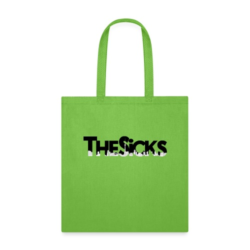 The Sicks - logo black - Tote Bag