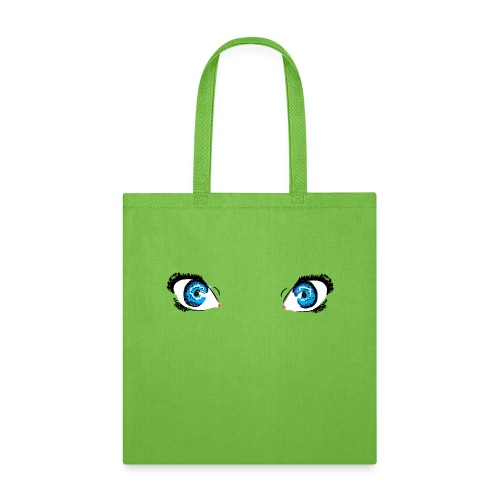 Glacier Blue Eyes - Tote Bag