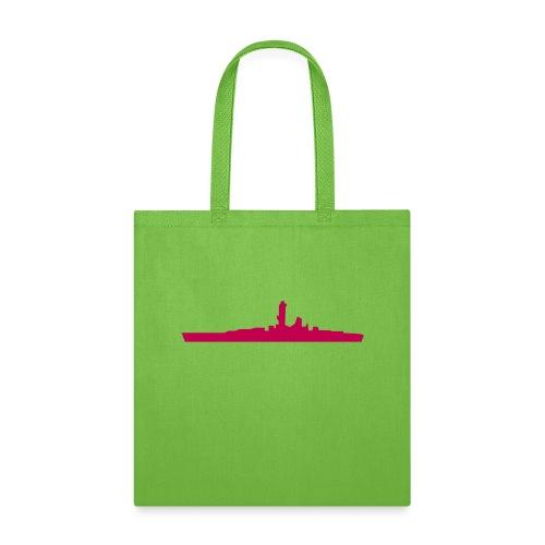 battleship - Tote Bag