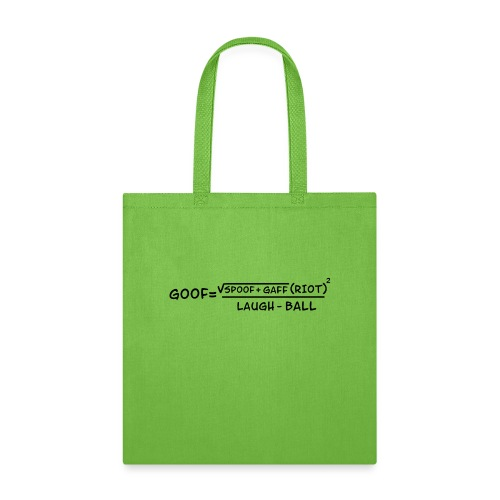 gaff text3 - Tote Bag