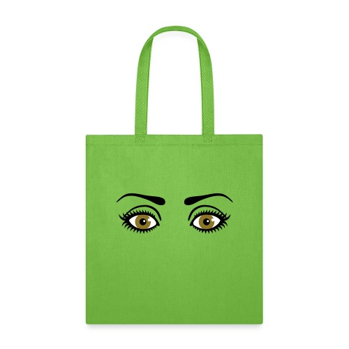 Eyes Wide Open - Tote Bag