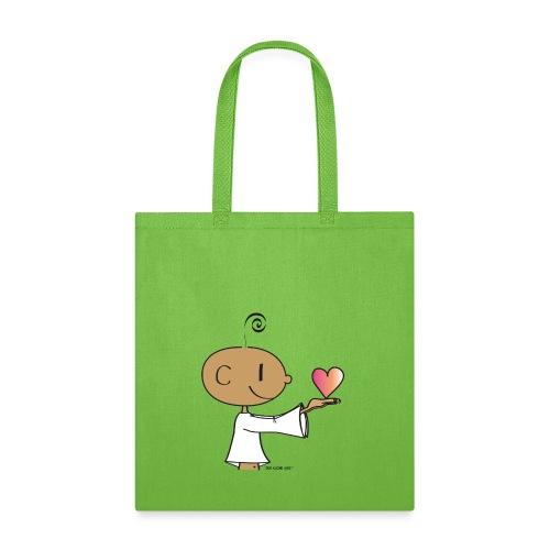 The little Yogi - Tote Bag
