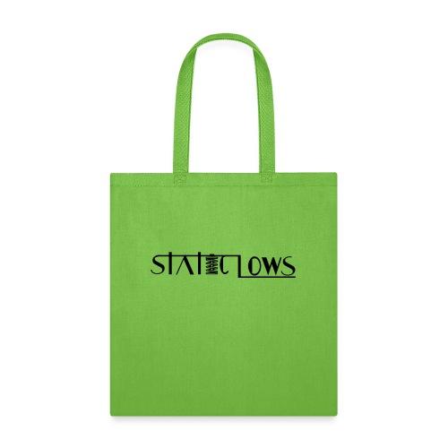 Staticlows - Tote Bag