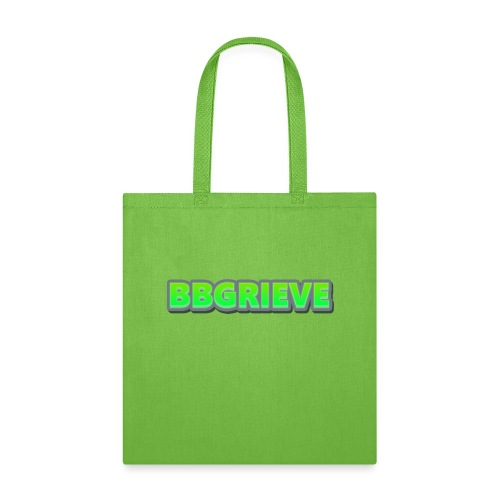 BBGrieve Large Logo - Tote Bag