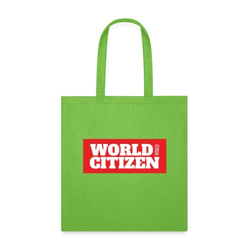 World Citizen - Tote Bag