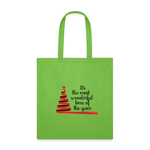 Wonderful time of the year - Tote Bag