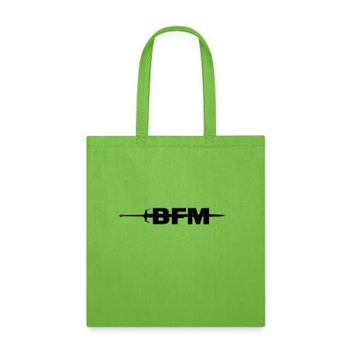 BFM Logo - Tote Bag
