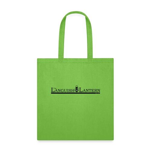 The Languish Lantern Masthead - Tote Bag