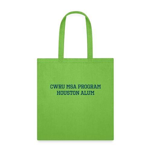 Houston CWRU Alum - Tote Bag