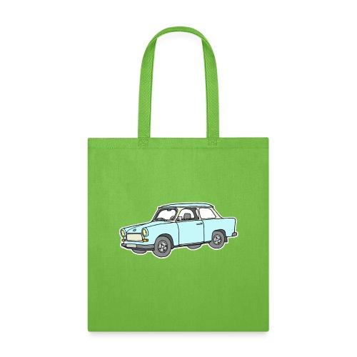 Trabant (lightblue) - Tote Bag