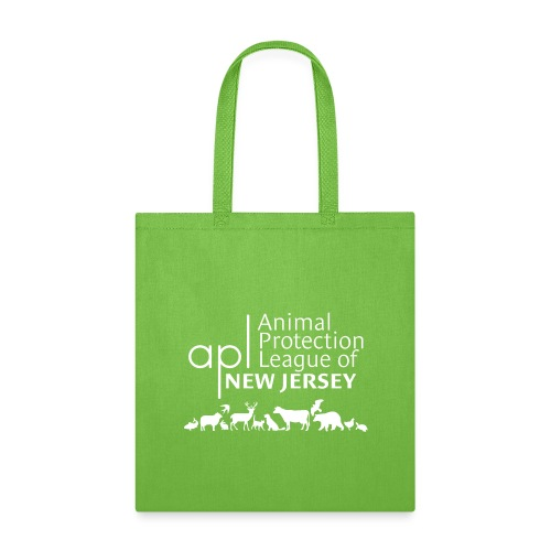 APLNJ logo white - Tote Bag