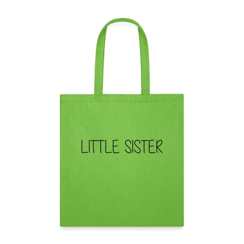 Little sister - Tote Bag