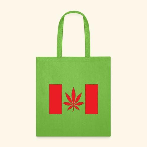 Canada's flag - Tote Bag