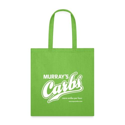 Murray's Carbs! - Tote Bag