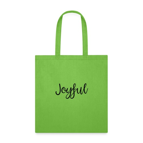 Joyful Bold - Tote Bag