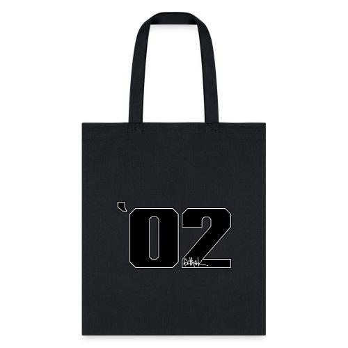 2002 (Black) - Tote Bag