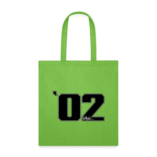 2002 (Black) - Tote Bag
