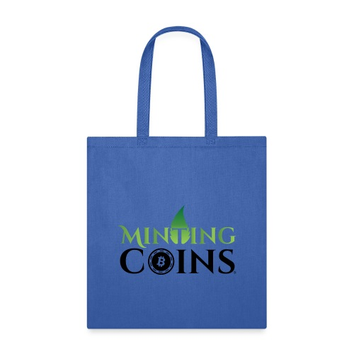 Minting Coins - Tote Bag