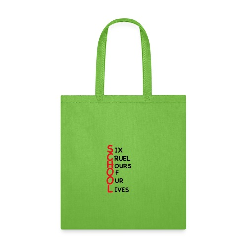 School - Tote Bag