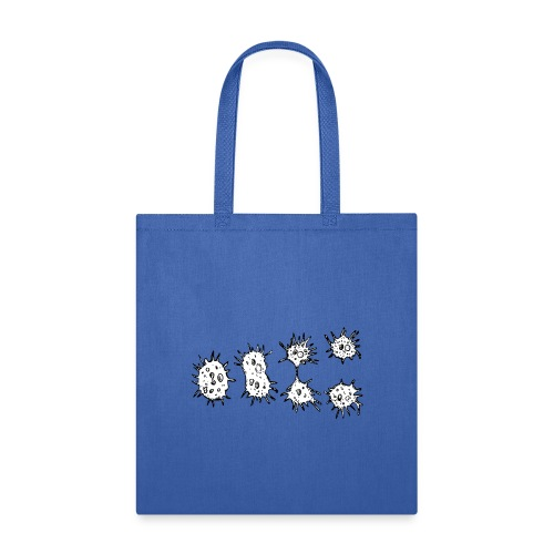When one is not enough. Biology. - Tote Bag