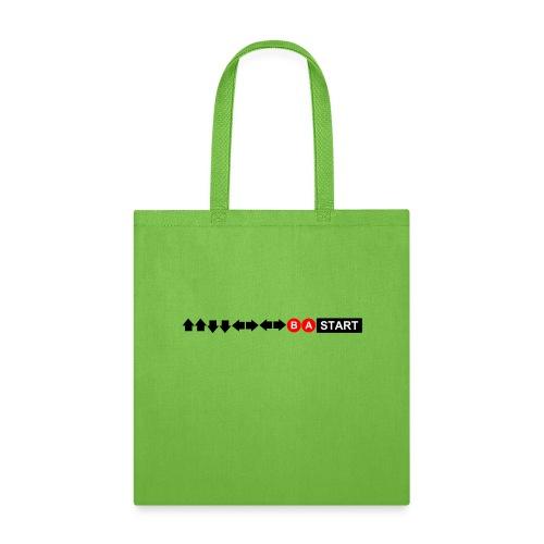 Contra Code Men's Ringer T-Shirt - Tote Bag