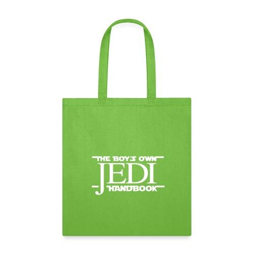 The Boy's Own Jedi Handbook - Tote Bag