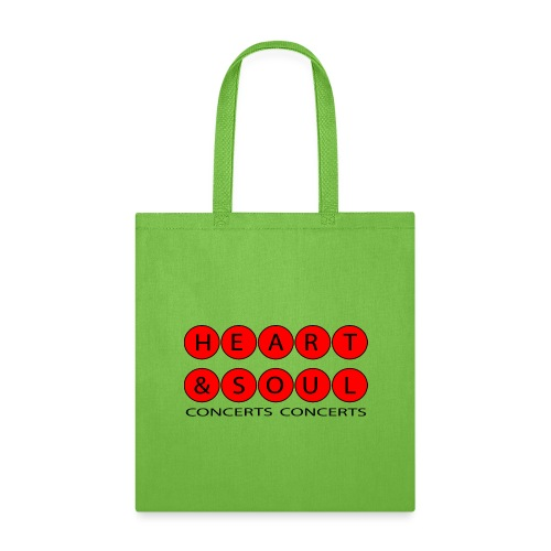 Heart & Soul Concerts Red Horizon 2021 - Tote Bag