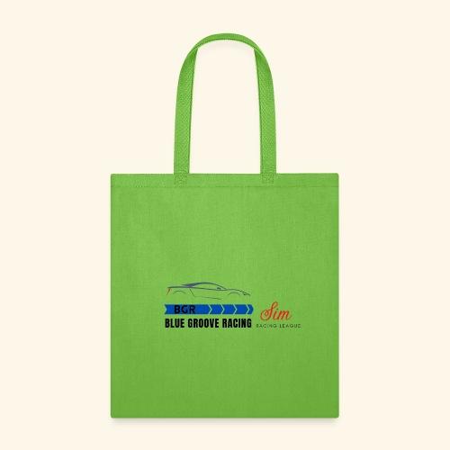 Blue Groove Racing SRL Black - Tote Bag