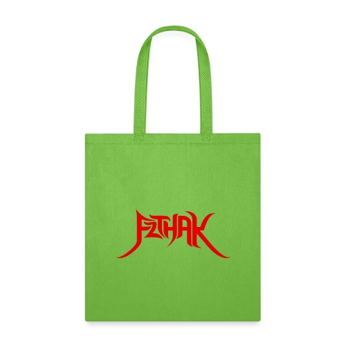 Tribal Logo (Red) - Tote Bag
