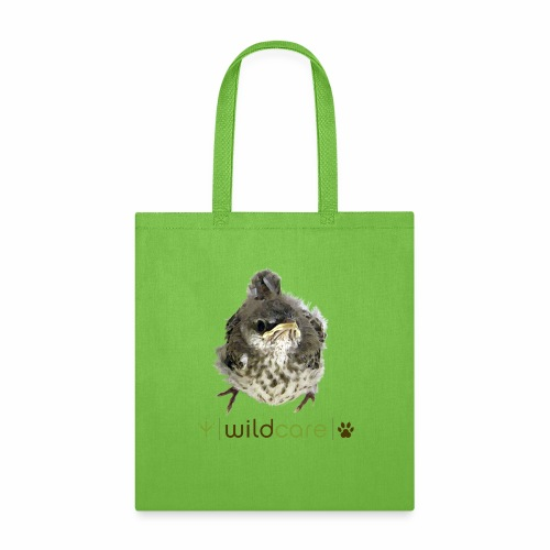 Songbird in Care at WildCare - Tote Bag