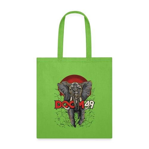 Clear Smoke Elephant by DooM49 - Tote Bag