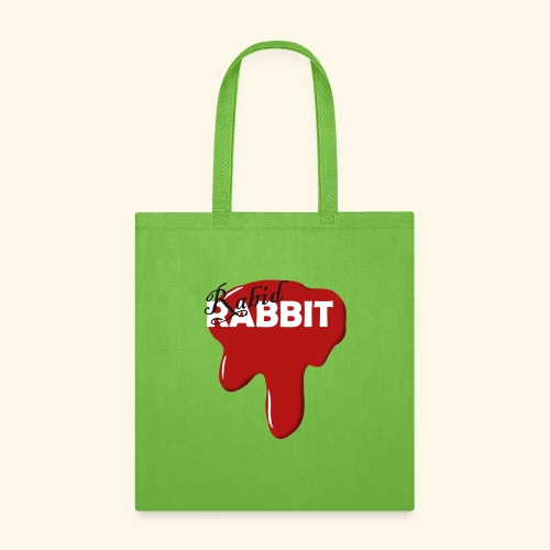 Fake Band Logo RABID RABBIT - Tote Bag