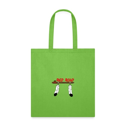 Red Road - Tote Bag
