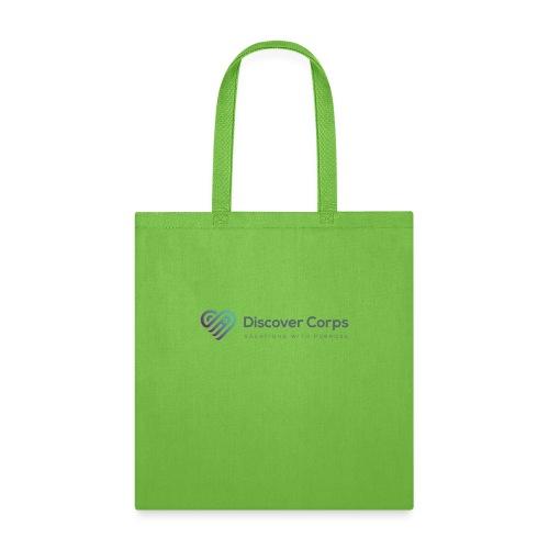 DiscoverCorp Logo Horizontal High 4 1 - Tote Bag